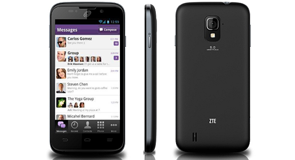 how to delete an app on a zte phone