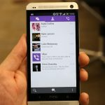 Get connected with Viber App