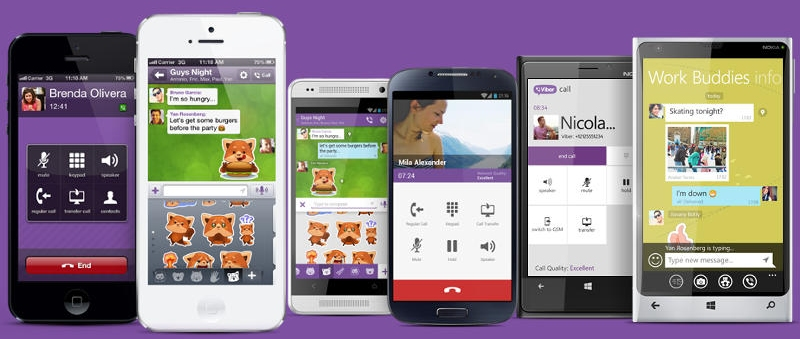 Viber Features