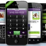 How to use the Viber app in a Blackberry Mobile