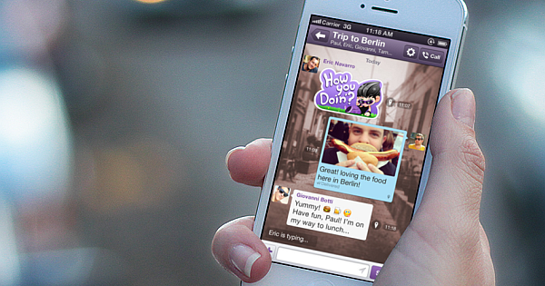 Doodle: The New Exciting Feature of Viber App